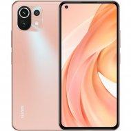 Смартфон «Xiaomi» Mi 11 Lite, 6GB/128GB, Peach Pink EU, M2101K9AG