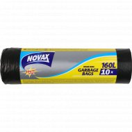 Пакеты для мусора «Novax» 160 л, 10 шт.