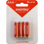 Элементы питания «Smart Buy» LR03/4B.
