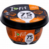 Десерт замороженный «I Love Fit» со вкусом карамели, 95 г.
