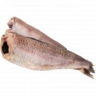 Рыба «РыбаХит» «Аргентина» фасованная, непотрошёная 1 кг, фасовка 1.1-1.2 кг