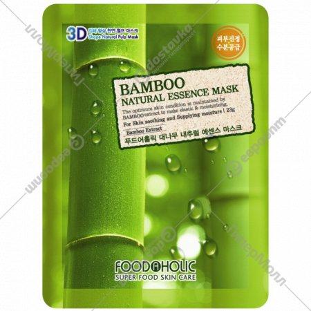 Тканевая маска «FoodaHolic» bamboo, 23 г.