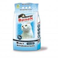 Наполнитель для туалета «Super benek» антибактериальный, 5 л.