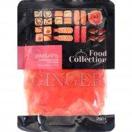 Имбирь розовый «Food Collection» маринованный, 290 г
