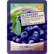 Тканевая маска «FoodaHolic» blueberry, 23 г.