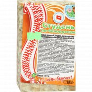 Продукт слоеный «Студень по-белорусски» 1кг., фасовка 0.36-0.46 кг