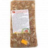 Продукт слоеный «Холодец с мясом птицы»., фасовка 0.4-0.45 кг