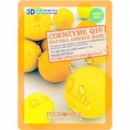 Тканевая маска «FoodaHolic» сoenzyme Q10, 23 г.
