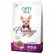 Корм гипоаллергенный для собак малых пород «Optimeal» ягненок, 4 кг.
