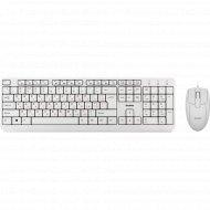 Клавиатура + мышь «Sven» KB-S330C Silver.
