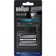 Сетка «Braun» и режущий блок 21B.