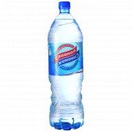 Вода питьевая «Славная» негазированная 1.5 л.
