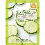 Тканевая маска «FoodaHolic» cucumber, 23 г.