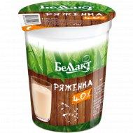 Ряженка «Беллакт» 4.0 %, 450 г
