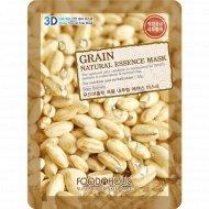Тканевая маска «FoodaHolic» grain, 23 г.