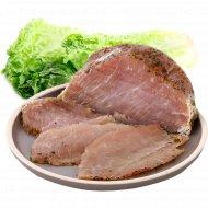 Филей свинины «Праздничный» соленый, охлажденный, 1 кг., фасовка 0.2-0.3 кг