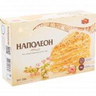 Торт слоеный «Наполеон» 310 г.