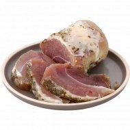 Окорок свинины «Вясковый» соленый, охлажденный, 1 кг.,, фасовка 0.2-0.3 кг