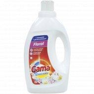 Гель для стирки «Gama» Sensations Floral, 1.2 л