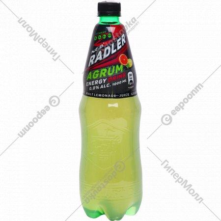 Напиток энергетический «N.E.D. Agrum» 1 л.