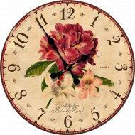 Часы настенные «Рододендрон».