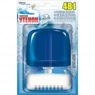 Подвесной очиститель унитаза «Туалетный утенок» Морской, 55 мл.