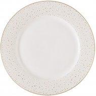 Обеденная тарелка «Home&You» 35309-BIA-TAL