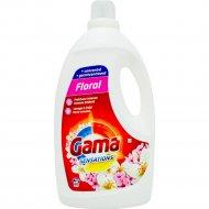Гель для стирки «Gama» Sensations Floral, 2.2 л