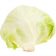 Салат свежий «Айсберг» 1 кг., фасовка 0.9-1.1 кг