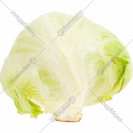 Салат свежий «Айсберг» 1 кг., фасовка 0.5-0.9 кг