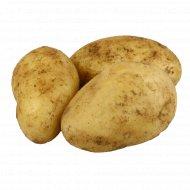 Картофель ранний, 1 кг., фасовка 2.4-2.6 кг