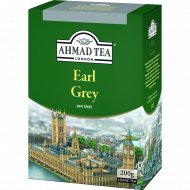 Чай черный «Ahmad Tea» Earl Grey, 200 г.
