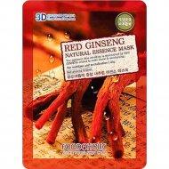 Тканевая маска «FoodaHolic» red ginseng, 23 г.