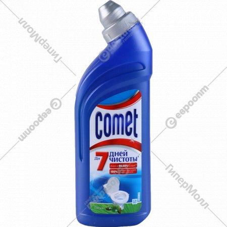 Чистящее средство для туалета «Comet» сосна и цитрус, 500 мл.