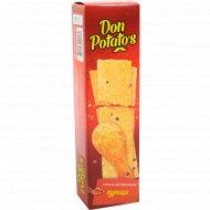 Чипсы картофельные «Don Potato's» со вкусом курицы 100 г.