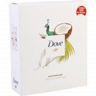 Набор подарочный «Dove» коллекция красота природы, 250+250 мл, 500 мл.