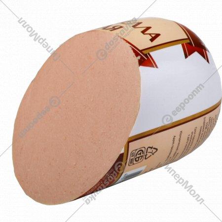 Колбаса вареная «Мортаделла новая» 1 кг., фасовка 0.75-0.8 кг