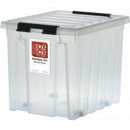 Ящик «Rox Box» с крышкой, 50 л.