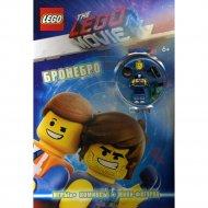 Книга «Lego Movie. Бронебро» c эксклюзивной мини-фигуркой.