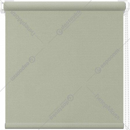 Рулонная штора «АС Март» Сильвия, фисташковый, 85х175 см