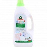Жидкое средство для стирки «Frosch baby» 1.5 л.