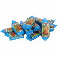 Конфеты глазированные шоколадной глазурью «Мишка на поляне» 1 кг., фасовка 0.3-0.4 кг