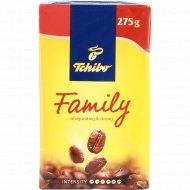 Кофе молотый «Tchibo» Family среднеобжаренный, 275 г.