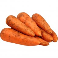 Морковь столовая, 1 кг, фасовка 0.5-1 кг