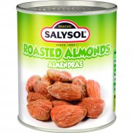 Миндаль «Salyson» обжаренный с солью, 40 г