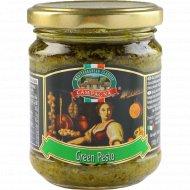 Соус зеленый «Campagna» Pesto, 180 г.
