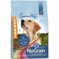 Корм для собак «Fokker» No Grain, 13 кг.