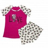 Пижама для девочки «Miss Beautiful» MB6469.