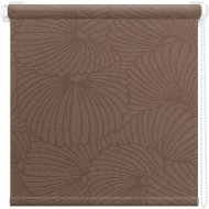 Рулонная штора «АС Март» Тати, коричневый, 52х175 см