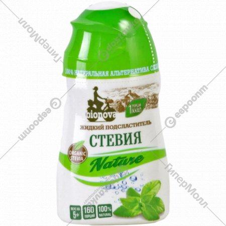 Жидкий подсластитель «Bionova» nature, 80 г.